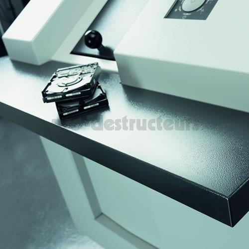 votre achat de destructeur de cl s usb hds 230 powerline. Black Bedroom Furniture Sets. Home Design Ideas