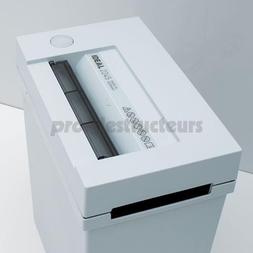 votre achat de destructeur de documents 2245 c f 4 mm. Black Bedroom Furniture Sets. Home Design Ideas