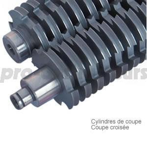 Votre achat de destructeur norme din 66399 p 4 32 cc3 pro - Destructeur de documents coupe croisee ...