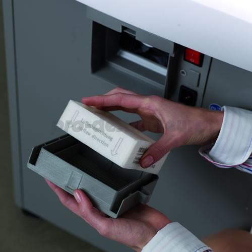 votre achat de filtre de rechange dahle pour tous les destructeurs de documents dahle cleantec. Black Bedroom Furniture Sets. Home Design Ideas