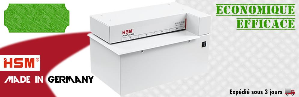 Destructeur de documents HSM Profipack 400