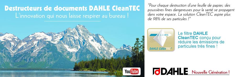 Dahle CleanTEC Innovation